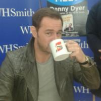 Danny Dyer - English actor, currently cast in EastEnders, and a former chairman of Greenwich Borough, a non-League football team.