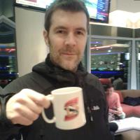 Rhod Gilbert - Welsh comedian who was nominated in 2005 for the Perrier Best Newcomer Award. Tv personality too.