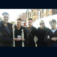 Collabro - English operatic, musical theatre boy band who won the eighth series of Britain's Got Talent in 2014.
