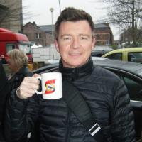 Rick Astley - English singer, songwriter, musician. His 1987 song, 'Never Gonna Give You Up' was a No. 1 hit single in 25 countries.