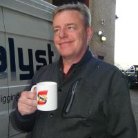 Suggs - English singer, actor, former radio DJ, television and radio personality. Best know as the lead singer of Madness.